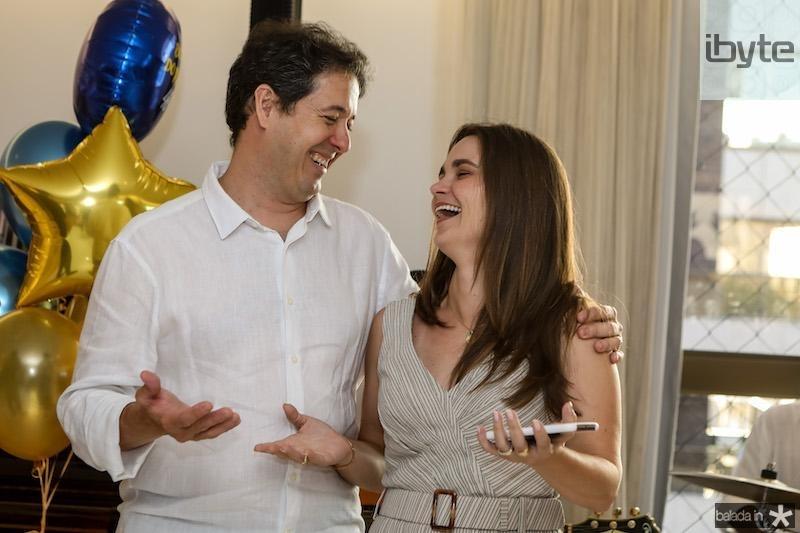 Adriano e Marina Marques - Brinde aos 18 anos de casados do casal