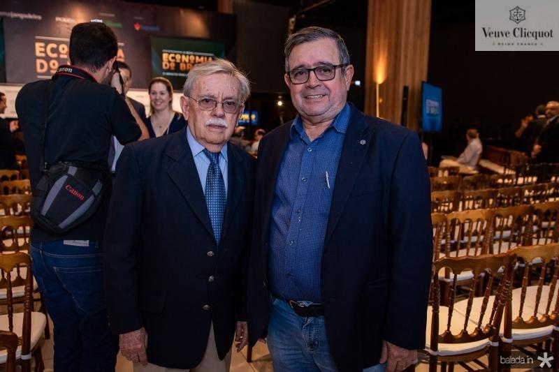 Raimundo Padilha e Luis Eduardo Barros