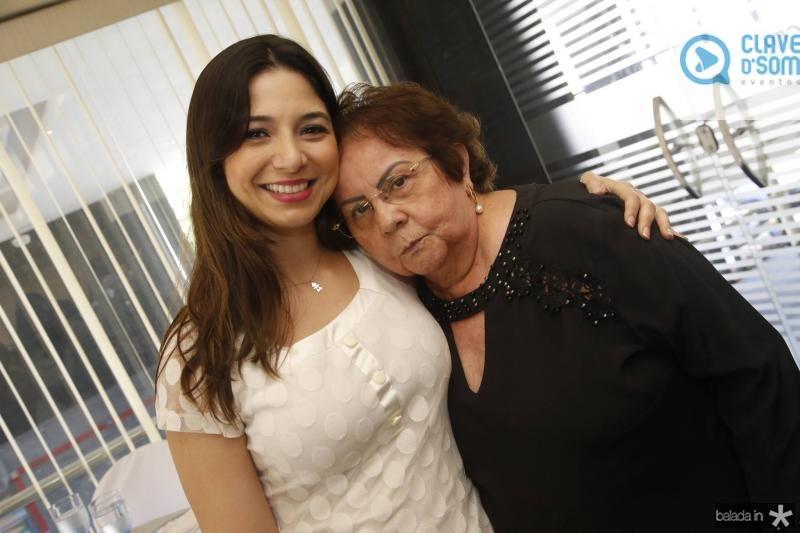Jamila Araujo e Francilene Macedo