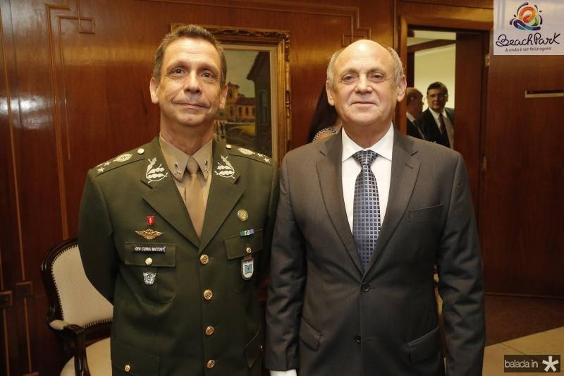 General Cunha Matos e Gladyson Pontes 1