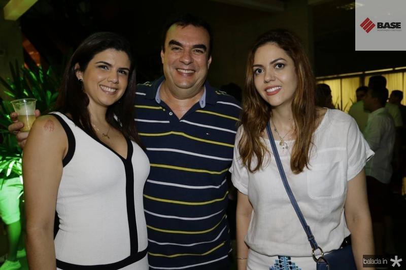 Luciana Duarte, Claudio Ary e Ana Flavia Torquato