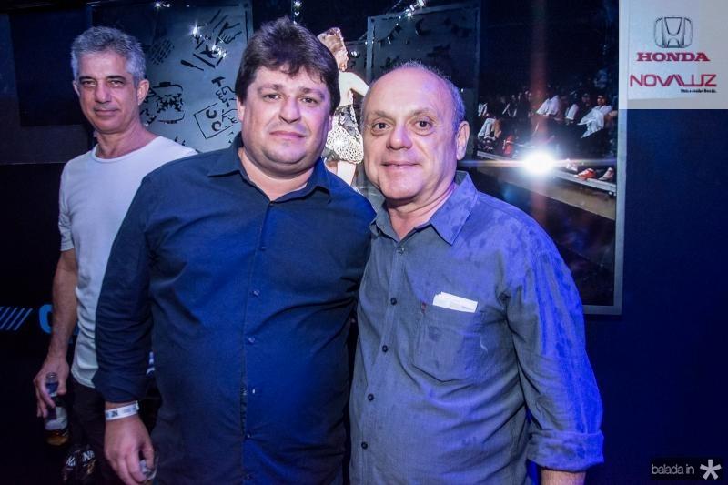 George Lima e Aquiles Gomes