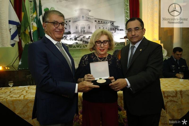 Arialdo Pinho, Socorro Franca e Jardson Cruz 1