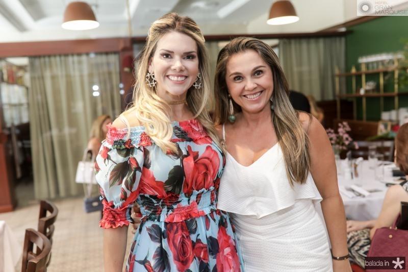 Pauliane Campos e Aninha Nobrega