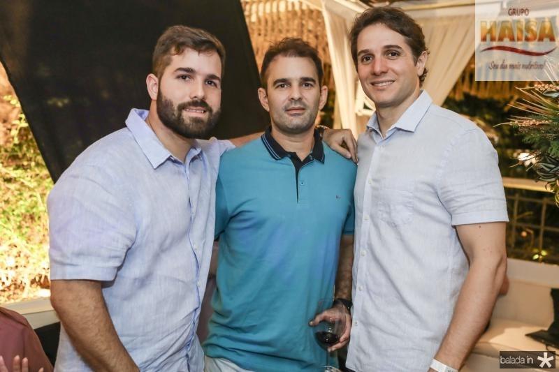 Felipe e Abelardo Rocha, Benjamin Oliveira