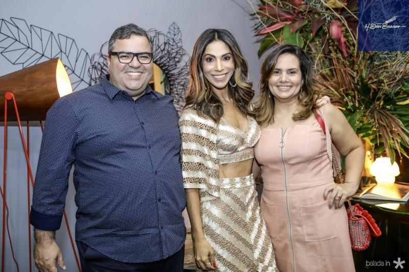 Fernando Timbo, Fernando e Beatriz Timbo e Beatriz Timbo