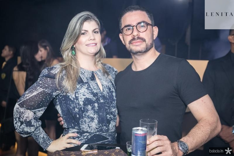 Rose e Alberto Pinheiro