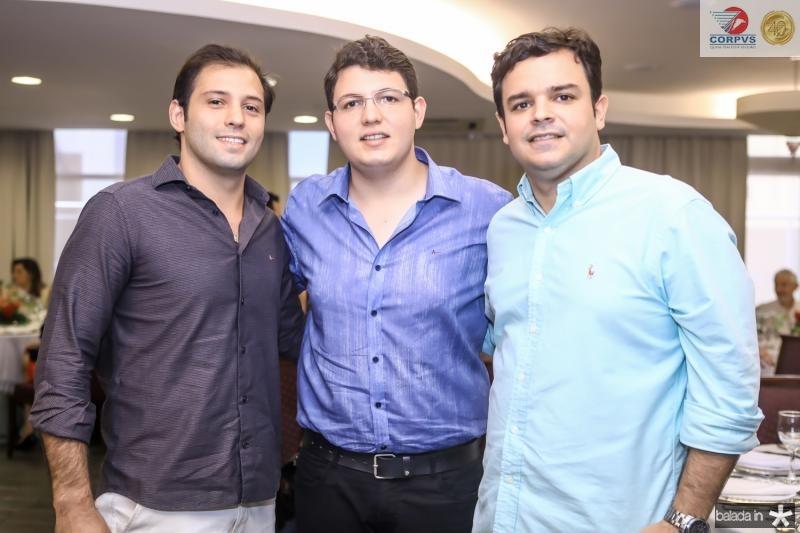 Ricardo e Vitor Cavalcante, Augusto Pinho