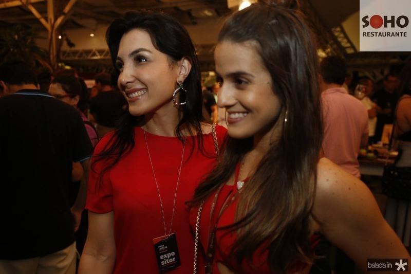 Danielly Linheiro e Vanessa Melo 1
