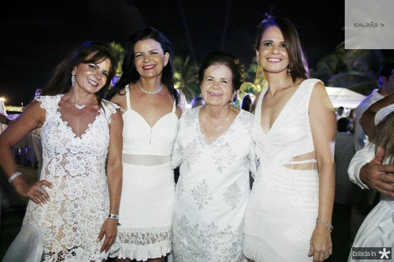 Claudia Bezerra, Flavia Barros Elisa Gradvohl e Elise Magalhaes