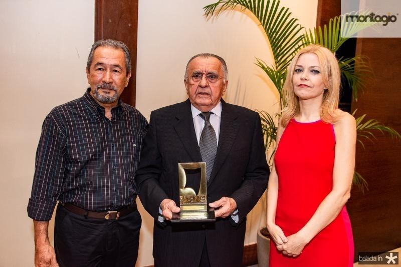 Coronel Romero, Joao Carlos Paes Mendonca e Ana Cristina Pedroso