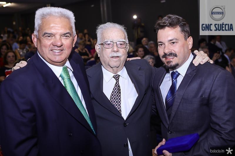 Tales Sa Cavalcante, Cid Carvalho e Miguel Dias