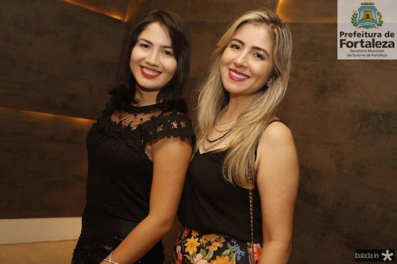 Pamela e Eliene Oliveira