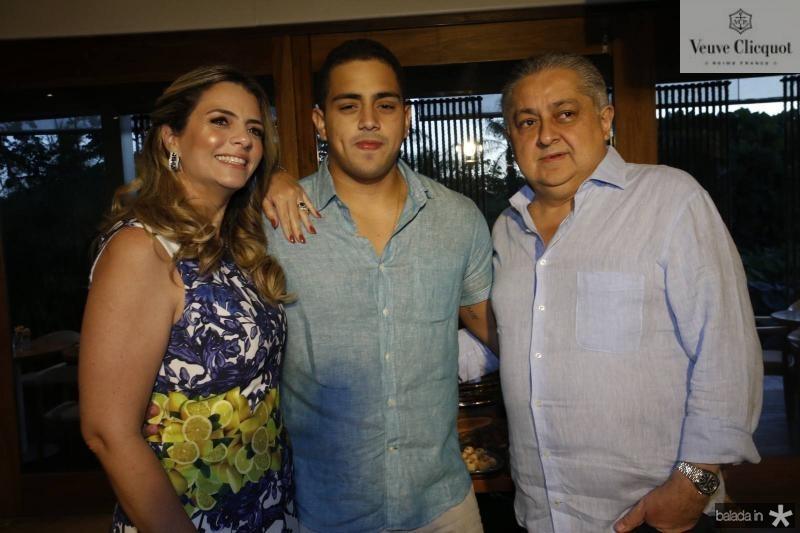 Tais, Rafael e Adriano Pinto 1