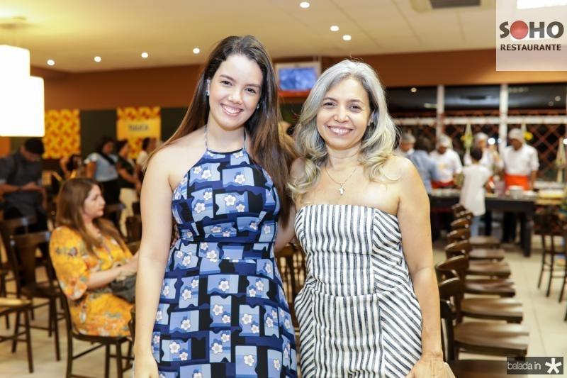 Karolina Brandao e Claudia Marques