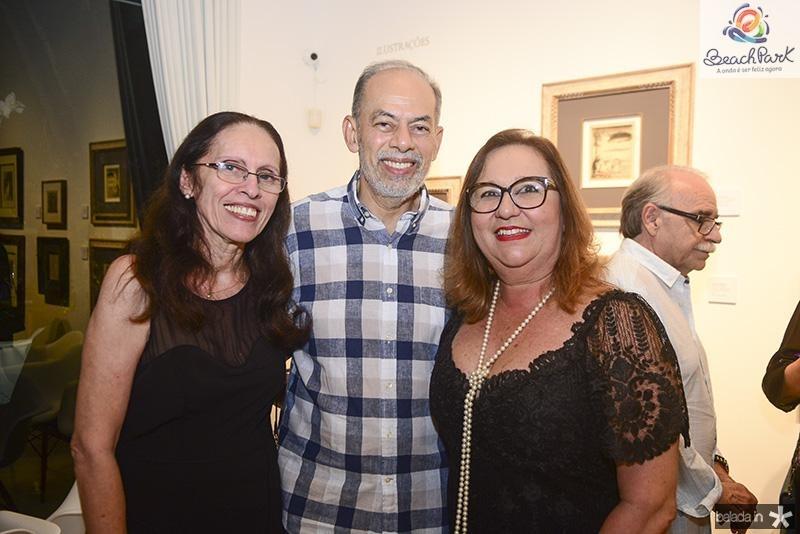 Terezinha Braga, Inacio Arruda, Marcia Machado