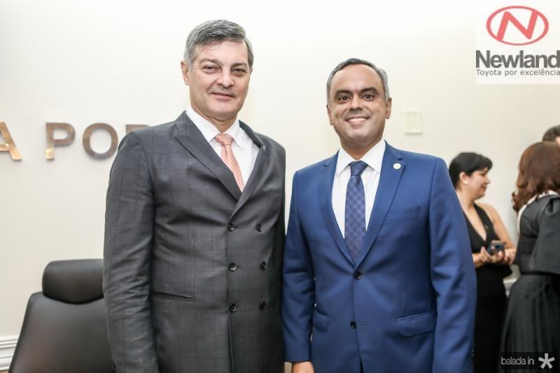 Cid Marconi e Marcelo Mota
