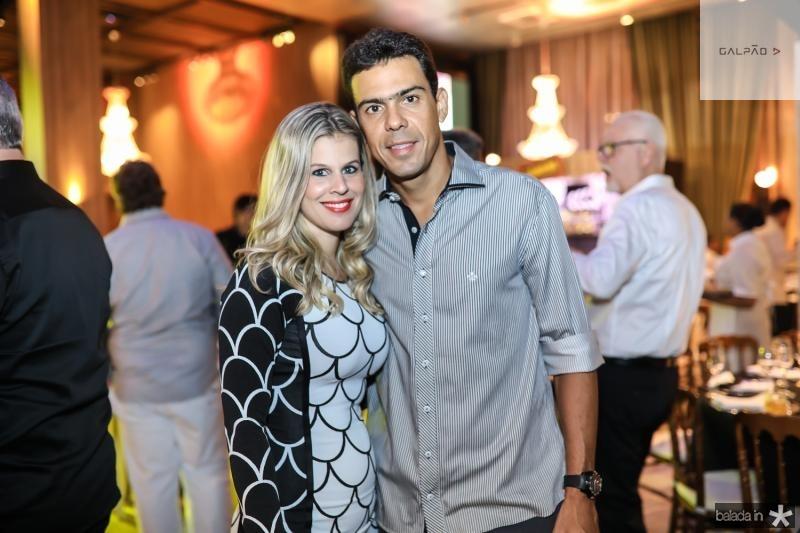 Carol e Rodrigo Cantal
