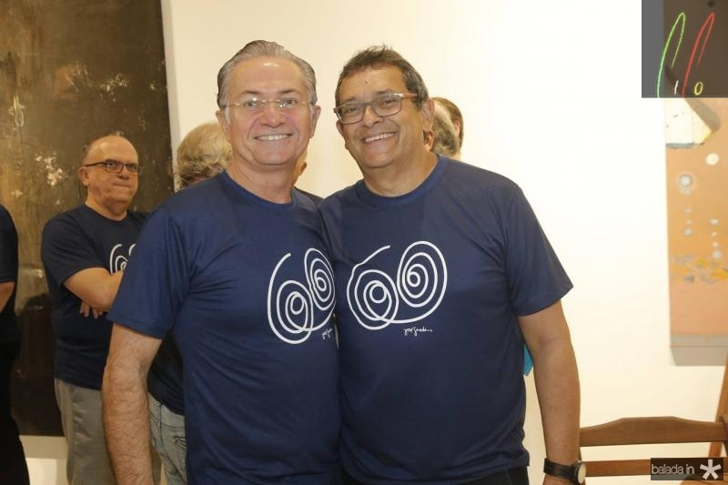 Rigoberto Tavares e Marcos Sales