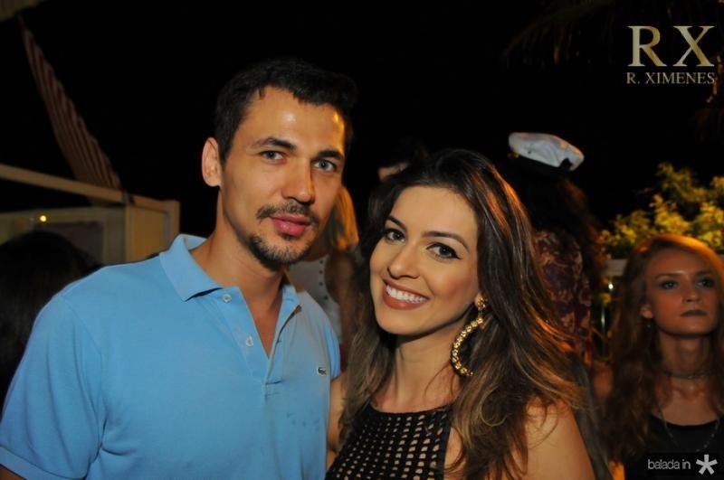 Josue Vieira e Karol Janzen  Cassiano de Souza