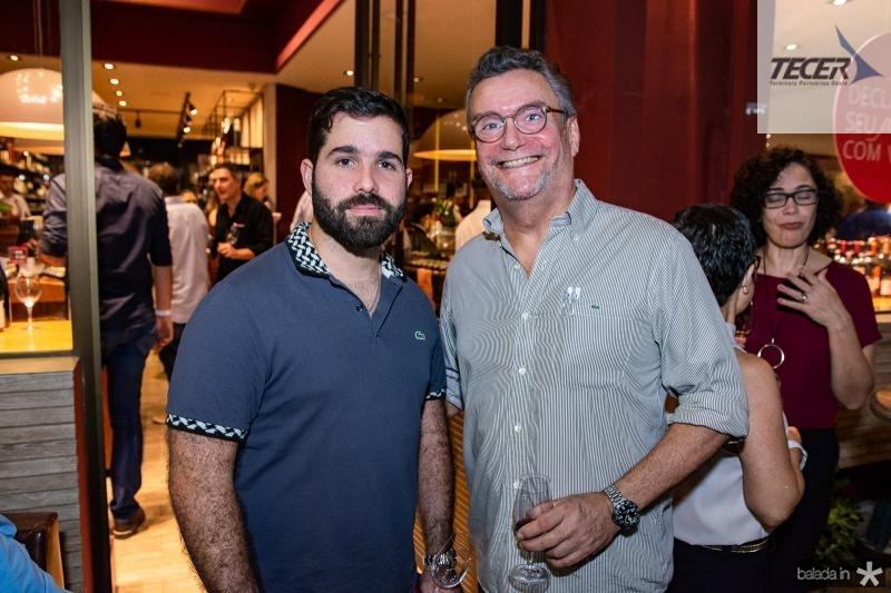Felipe Rocha e Leo Gondim