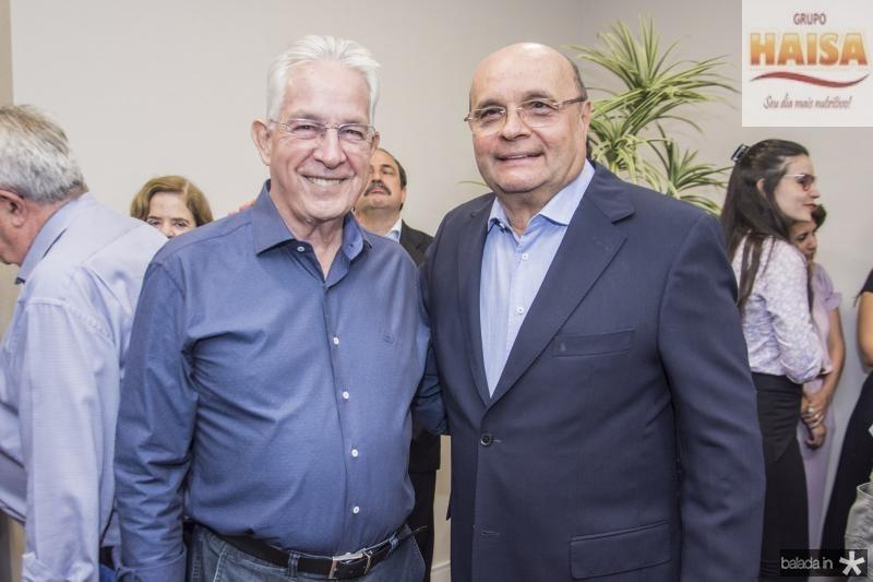 Carlos Prado e Fernando Cirino