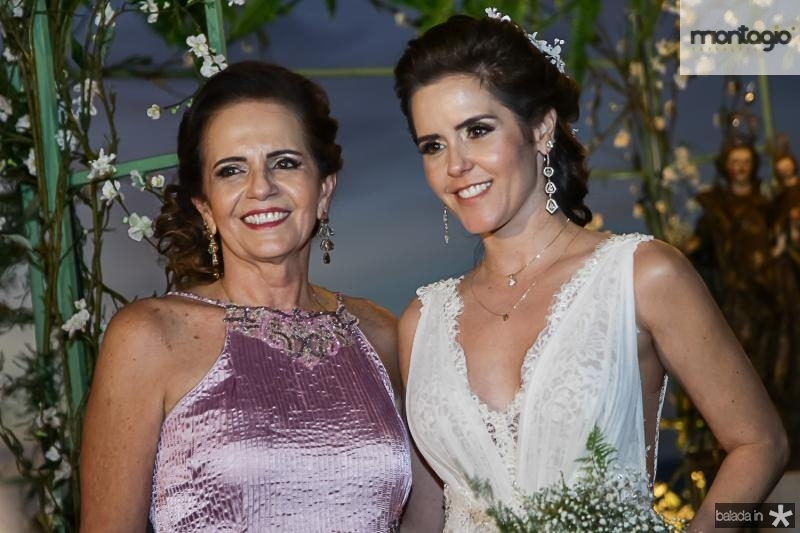 Clarissa e Cristina Brandao