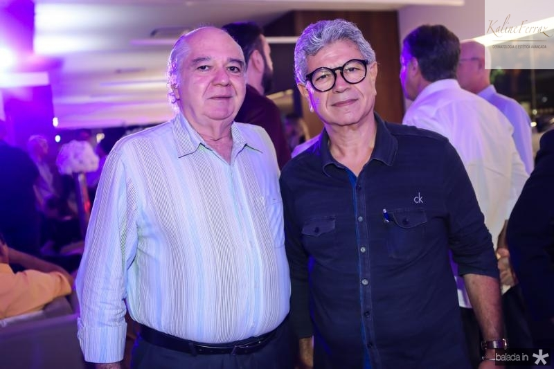 Roberto Costa e Alexandre Romcy