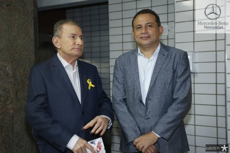 Luiz Bessa e Cesar Belmino
