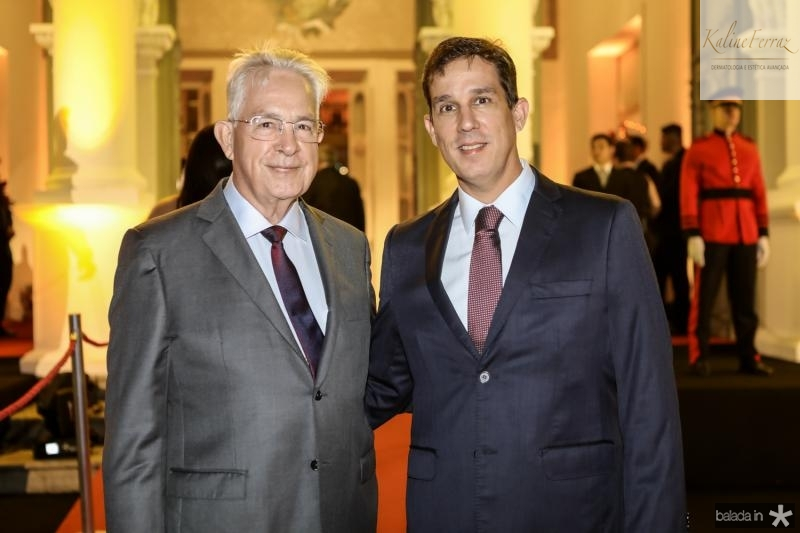 Carlos e Tom Prado