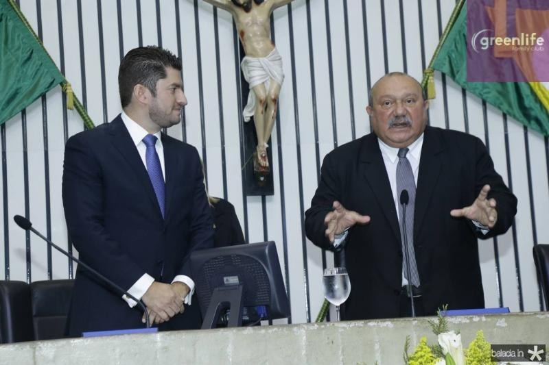 Paulo Jose Benevides e Fernando Hugo