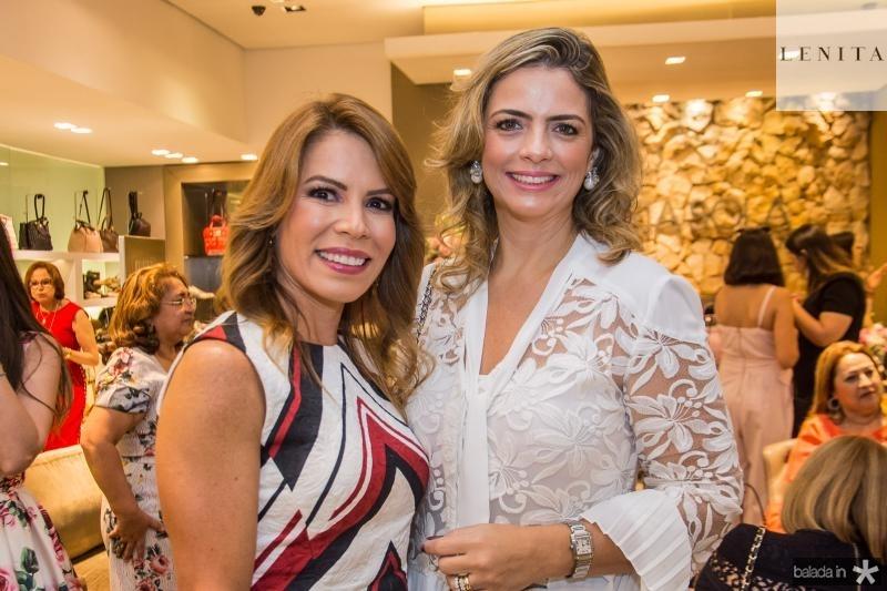 Maira Silva e Tais Pinto