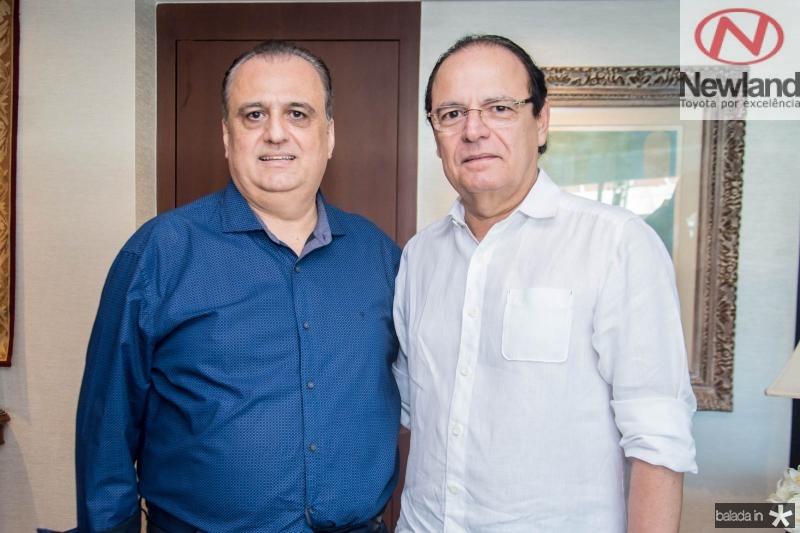 Max Câmara e Orlando Fonseca