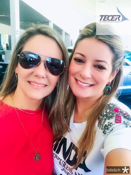 Erica Lima e Tatiana Luna