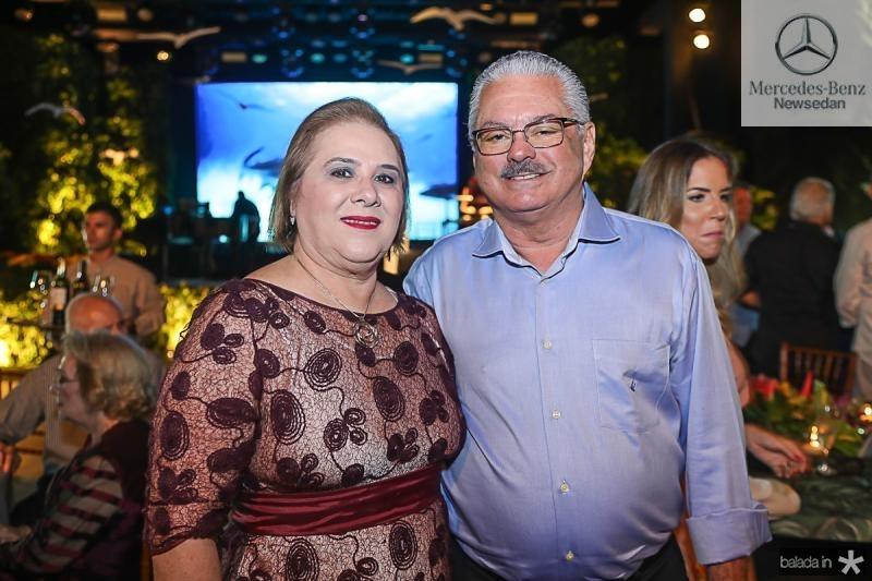 Viviane e Vitor Frota Pinto