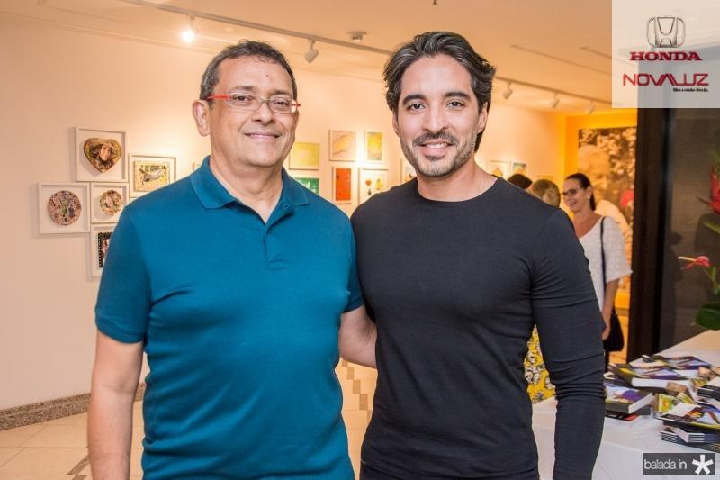 José Guedes e Rodrigo Porto