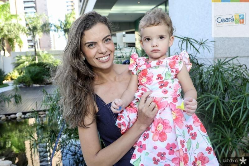 Ana Cecilia e Luiza Simas