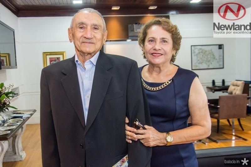 Vicente Fialho e Mirian Fialho