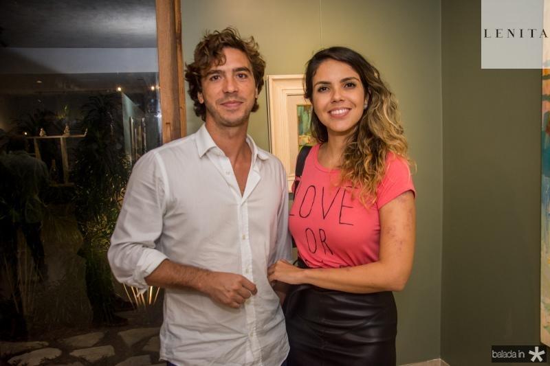 Joao Oliveira e Carol brasil