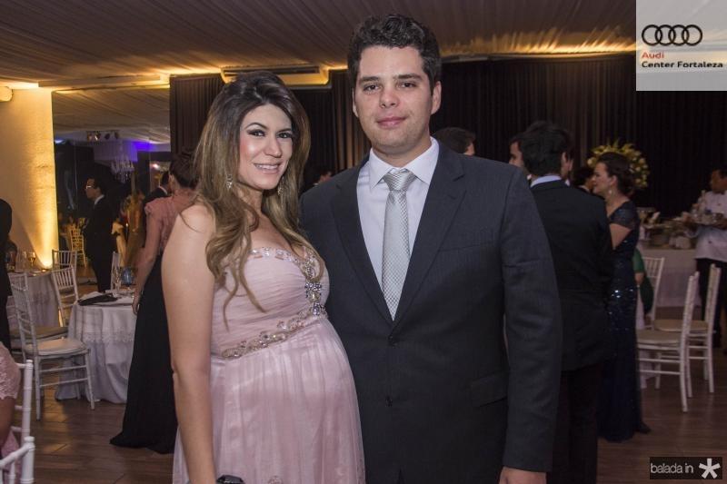 Elaine e Marco Oliveira