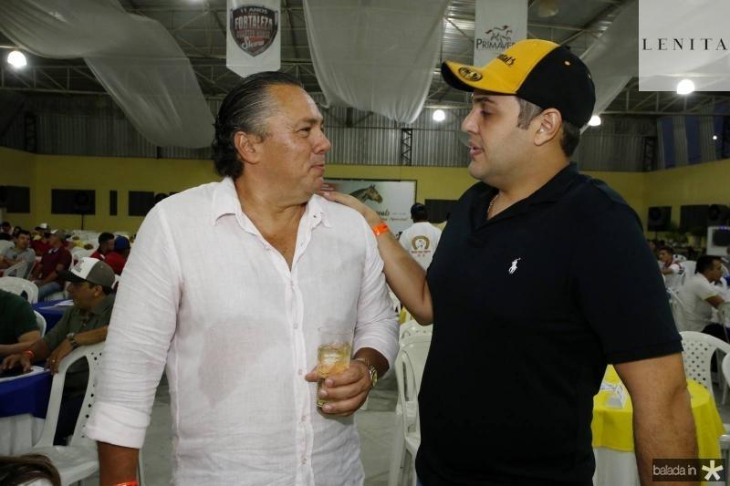 Claudio Leal e Bruno Bastos
