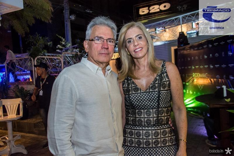 Danilo e Ana Maria Farias