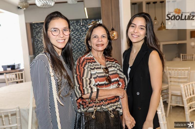 Emanoela Bierman, Elisabeth Meireles e Joana Carvalho