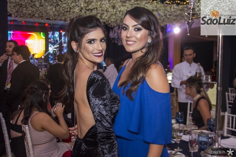 Flavia Uchoa e Marcela Paiva