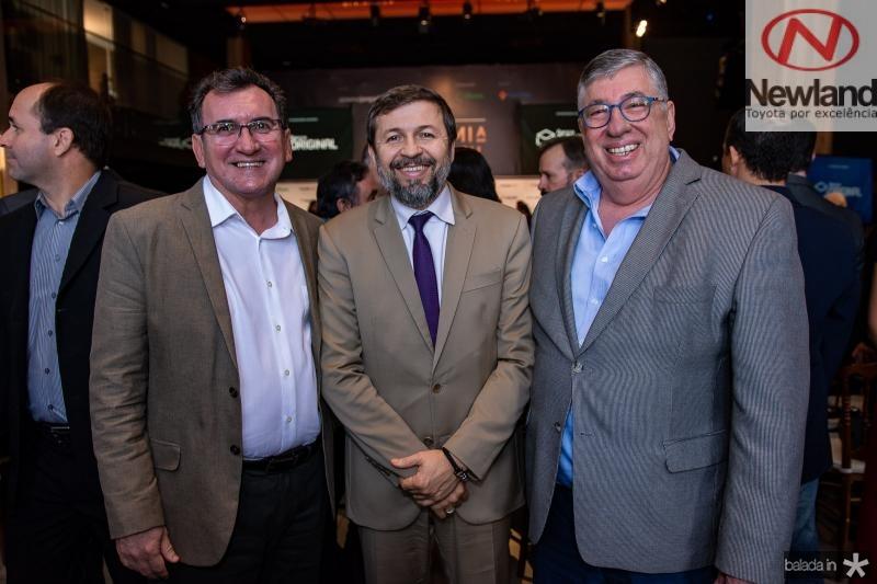 Flavio Ataliba, Elcio Batista e Maia Junior