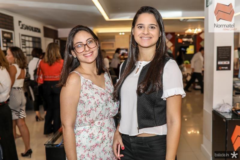 Gabriele Rios e Samylle Oliveira