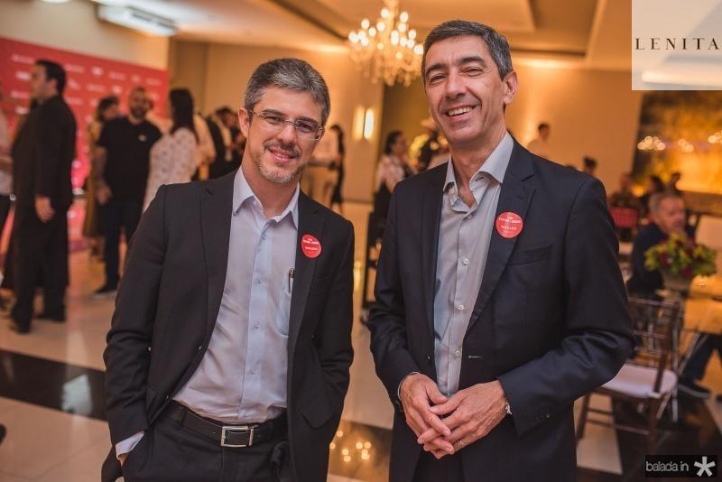 Rodrigo Damasceno e Ronaldo Dupim