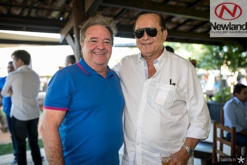 Chiquinho Aragao e Rafael Leal