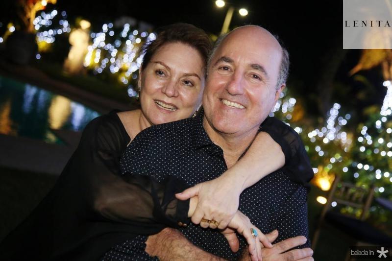 Paula e Silvio Frota