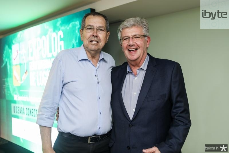 Ricardo Perente e Carlos Maia